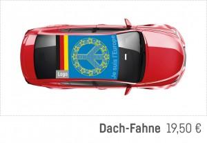 Auto-Dach-Fahne