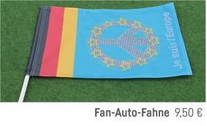 Auto-Fahne